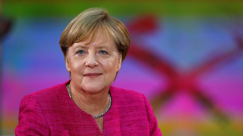 LIVE: Angela Merkel hält ihre jährliche Sommer-Pressekonferenz