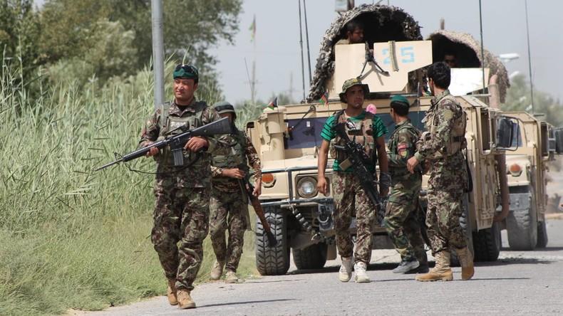 Acht Kämpfer und 16 Zivilisten nach Luftschlag afghanischer Luftwaffe auf Taliban-Gefängnis getötet