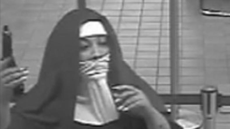 Zwei falsche Nonnen versuchen Bankraub in USA