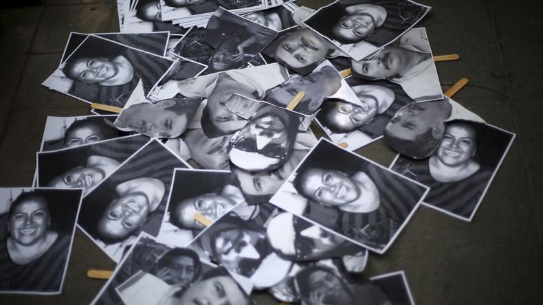 Gewalt gegen Journalisten in Mexiko eskaliert: 44 Morde seit Machtantritt von Nieto