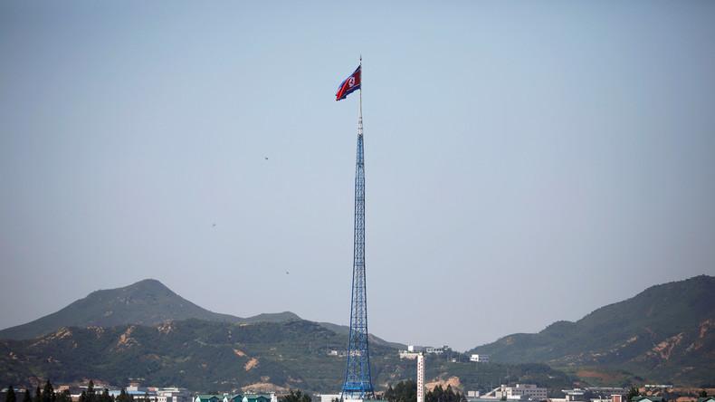 Nordkorea-Krise: Neuerlicher Raketentest - Flugbahn führt über Japan hinweg
