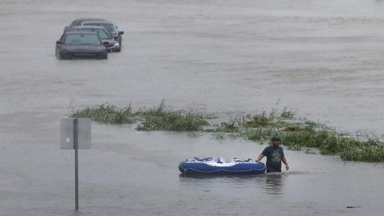Hochwasser in Texas offenbart den Hass in der Gesellschaft