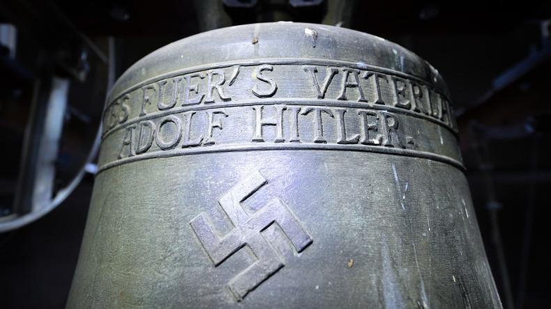 Verstecktes Erbe: Hakenkreuz-Glocke läutet seit 83 Jahren in evangelischem Gotteshaus