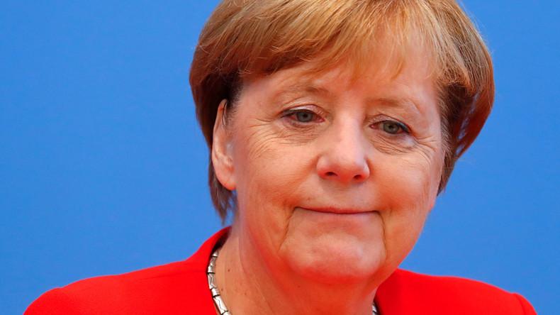 Über 1.000 Strafanzeigen wegen Hochverrats gegen Merkel seit Beginn des Flüchtlingszuzugs abgewiesen