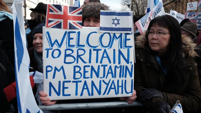 Korruptionsvorwürfe: Israelische Polizei ermittelt gegen Netanjahu in Finanzmetropole London