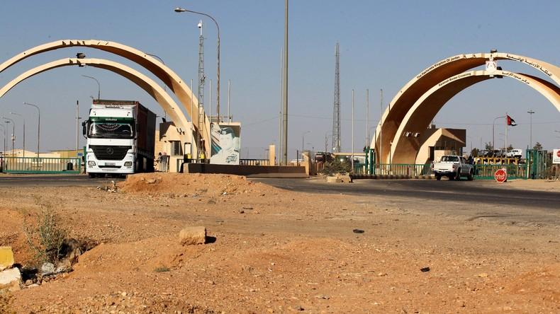 Mehr Frieden in Nahost: Jordanien und Irak öffnen gemeinsame Grenze