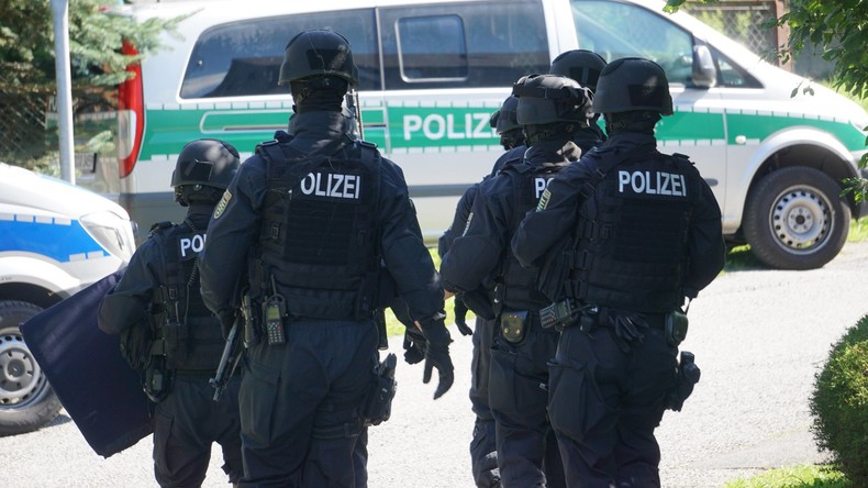 """Prozess gegen """"Reichsbürger"""" - Bei Festnahme SEK-Beamte mit ersten Schüssen getroffen"""