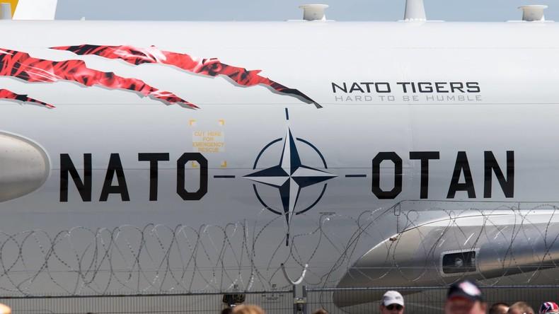 """NATO verlangt mehr als drei Beobachter bei russisch-weißrussischen Militärübungen """"Zapad 2017"""""""