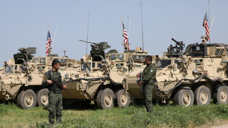 Syrien: Die USA zwischen allen Stühlen