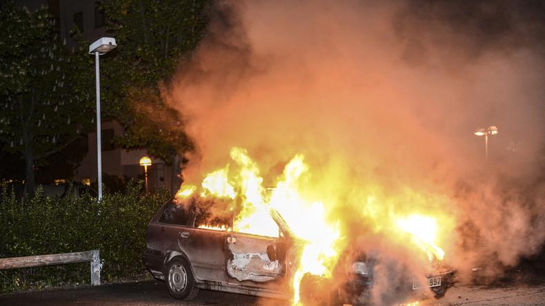 Schwedische Polizei: Dramatischer Anstieg bei No-go-Areas