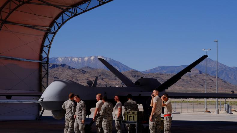 Für Krieg in Syrien & Irak: USA geben erstmals Geheimbasis in Vereinigten Arabischen Emiraten preis