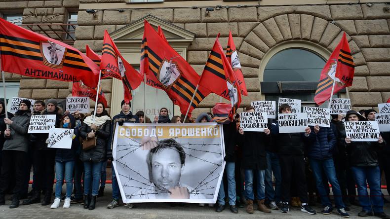 Von USA entführter und inhaftierter russischer Pilot hofft auf Unterstützung von UNO