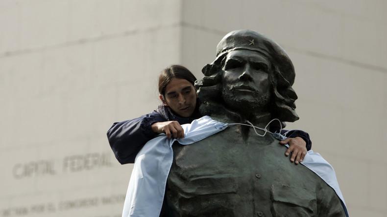 Argentinien: FDP-nahe Naumann-Stiftung unterstützt Petition zur Zerstörung von Che Guevara-Denkmal