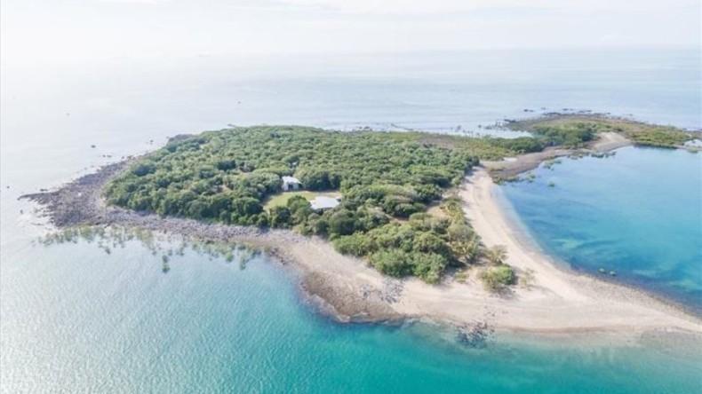 Pazifische Insel billiger als Wohnung in Moskau zum Verkauf