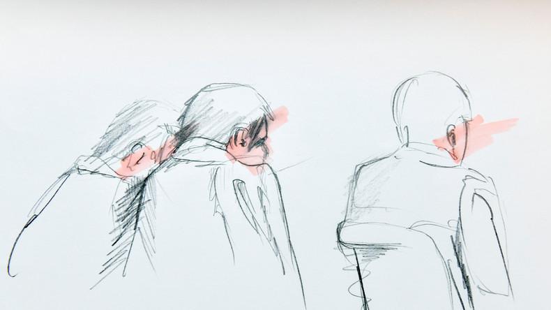 Attentäter von Stockholm Rachmat Akilow bleibt weiterhin in U-Haft - Urteilsspruch am 28. September