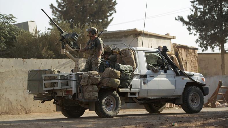 Syrischer Oppositioneller: USA verkaufen über Vermittler Waffen an IS