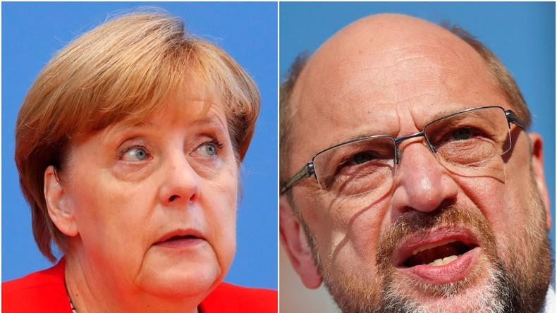 TV-Duell Schulz gegen Merkel – welche Themen angesprochen werden könnten