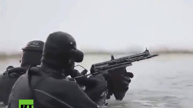 Speznas - Russlands gefährlichste Kampfmaschinen beim Training