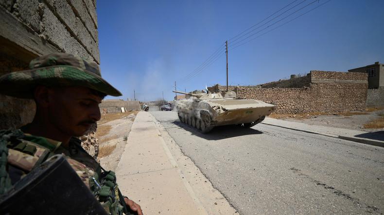 Irak: Eine Wirtschaft, die auf den Krieg angewiesen ist