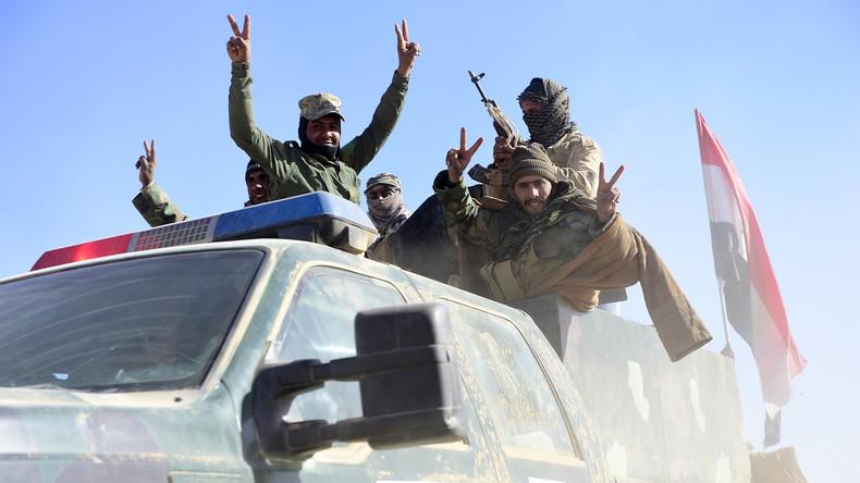 Iraks Premier Al-Abadi: IS-Bastion Tal Afar befreit - gesamte Provinz Ninawa unter Kontrolle gebacht
