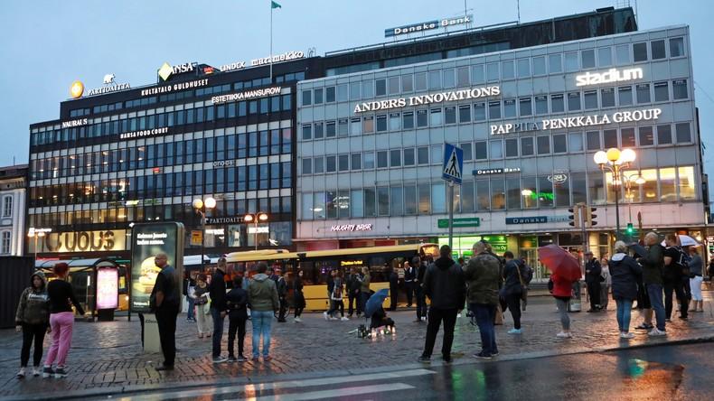 Finnland: Terrorverdächtige werden finnische Staatsbürgerschaft verlieren