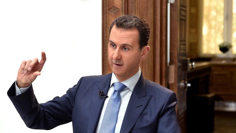 """Israel: """"Assad erobert nächstes Jahr Syrien zurück – aber Staat zerfällt in autonome Zonen"""""""