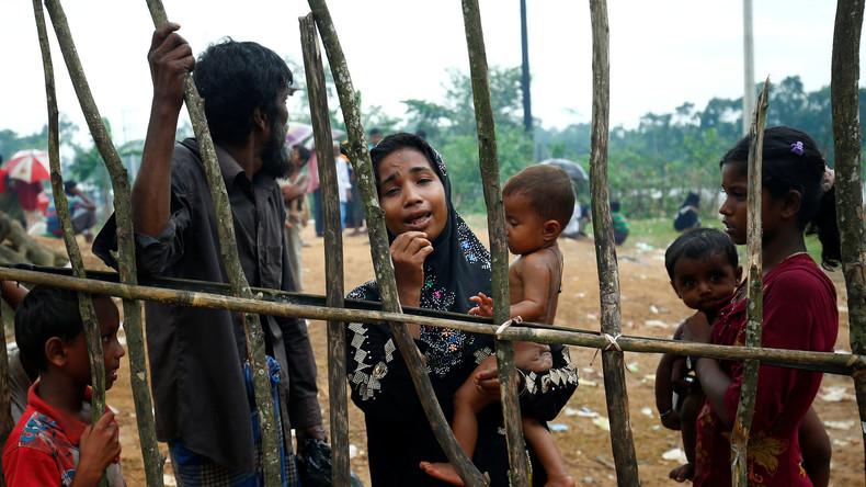 Rohingya in Myanmar als Spielball der Macht: Christen würden mehr Aufmerksamkeit im Westen kriegen