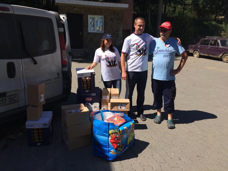 RT-Leser teilt persönliche Eindrücke über humanitäre Lage in Ostukraine