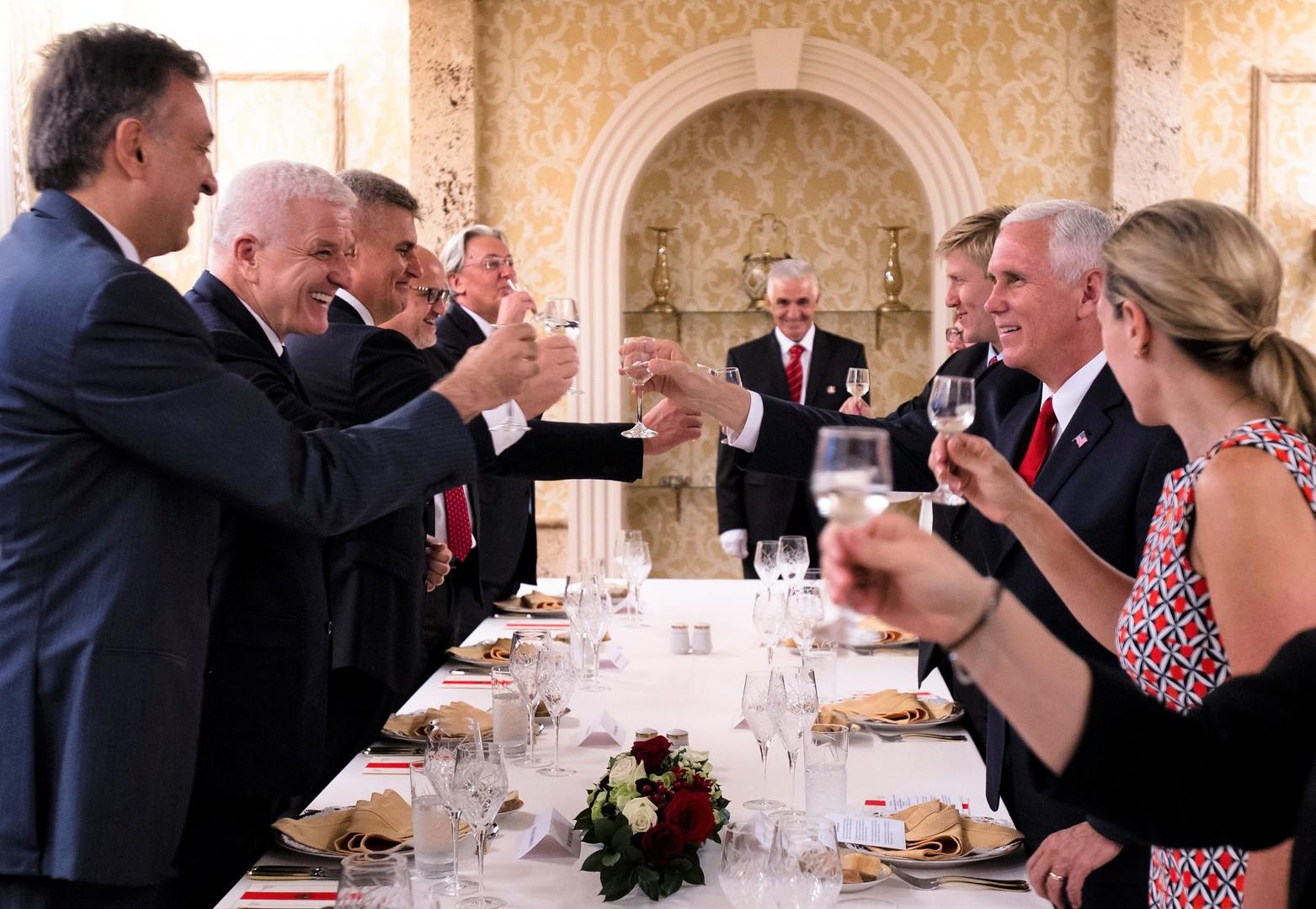 Nach russophoben Ausfällen von US-Vize: Serbischer Außenminister Ivica Dačić kontert Mike Pence