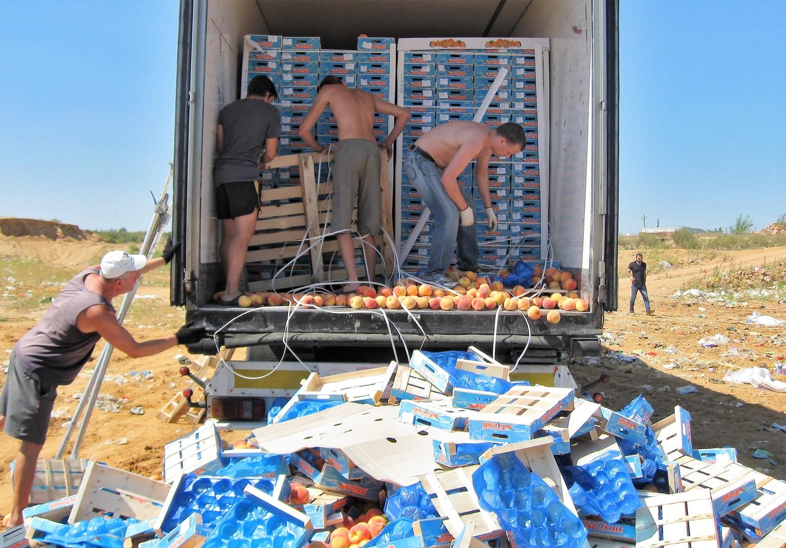 Unser Geschmack: Drei Jahre Russlands Embargo für EU-Lebensmittel