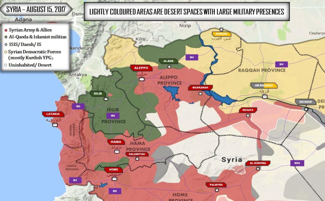Hilfsorganisationen warnen vor humanitärem Desaster für Zivilisten aus Al-Rakka