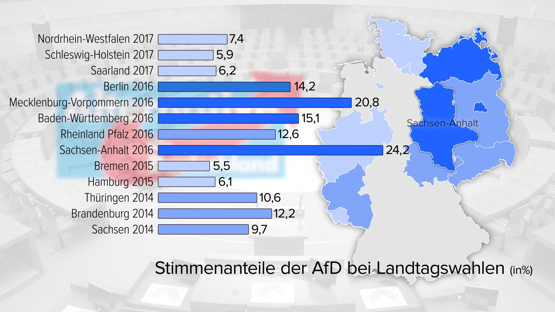 Partei-Dossier zur AfD