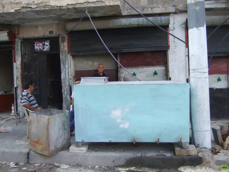 Aleppo atmet wieder: Wie die Syrer eine zerstörte Stadt wieder aufbauen