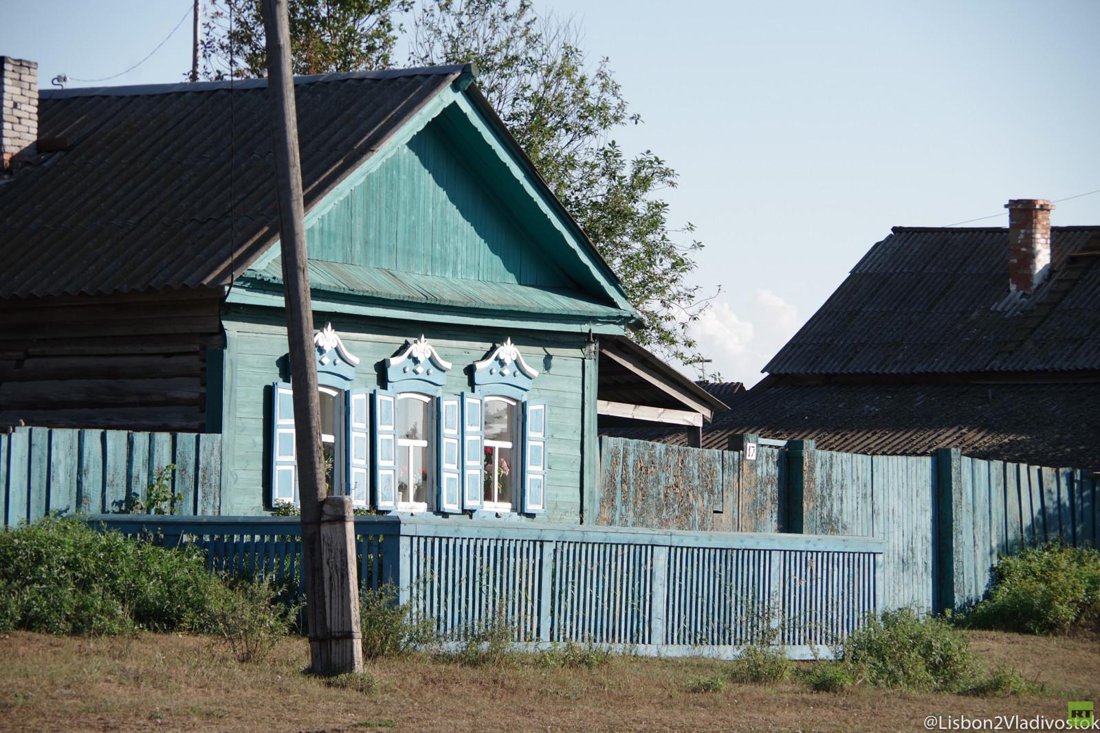 Von Lissabon nach Wladiwostok: Der letzte Abschnitt - durch Sibirien nach Wladiwostok