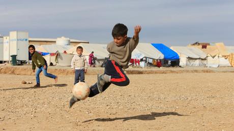 Dschihad-Waisen: Russland will 48 Kinder aus Mossul zurückholen (Symbolbild)