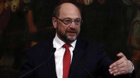 Schulz: Trump ist ein Risiko für die ganze Welt