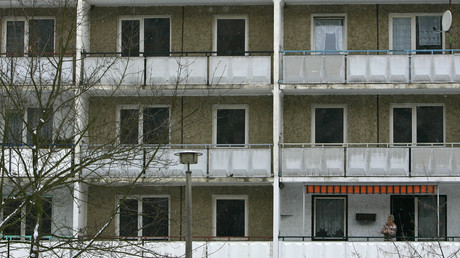Neubaublock in Schwedt