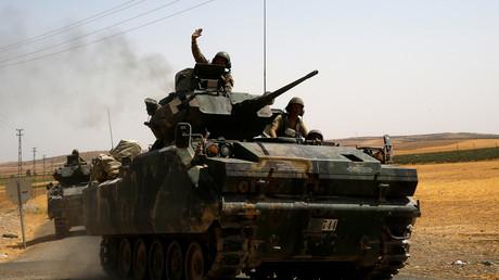 Das türkische Militär kann weiter auf Rüstungslieferungen aus Deutschland zählen. (Symbolbild)