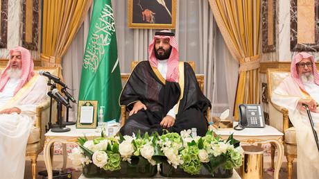 Der saudische Thronanwärter Mohammed bin Salman will angeblich