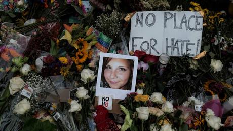 Bei dem Anschlag auf eine Protestveranstaltung in Charlottesville, die sich gegen eine rechte Kundgebung richtete, wurde Heather Heyer getötet.