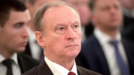 Nikolai Patruschew, der Sekretär des Sicherheitsrates der Russischen Föderation.