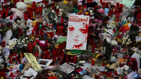Barcelona befindet sich nach dem Anschlag vom Donnerstag in Trauer
