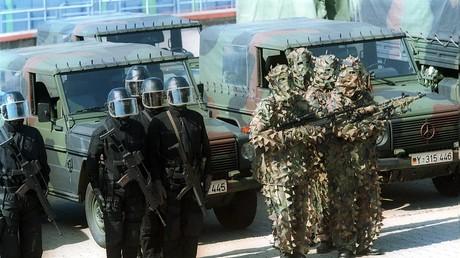 Die KSK ist die Elitetruppe der Bundeswehr (Archivbild).