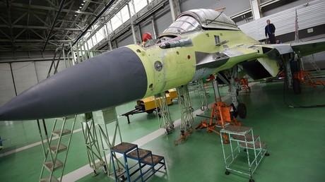 Symbolbild einer MiG29 - Offizielle Bilder des neuen MiG-Typus liegen noch nicht vor