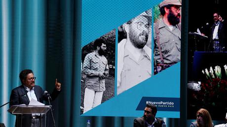 Kolumbianische Farc-Rebellen eröffnen Parteigründungskongress