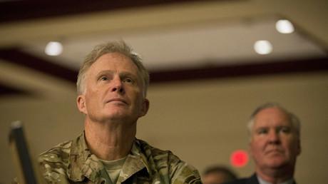 Raymond Thomas, Leiter des Kommandos für Spezialoperationen der Vereinigten Staaten von Amerika