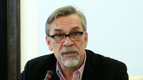 Der polnische Journalist Jacek Żakowski, 2013