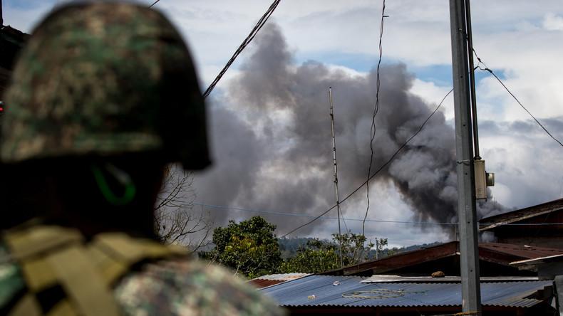 Australische Militärberater zum Kampf gegen IS nach Manila entsandt