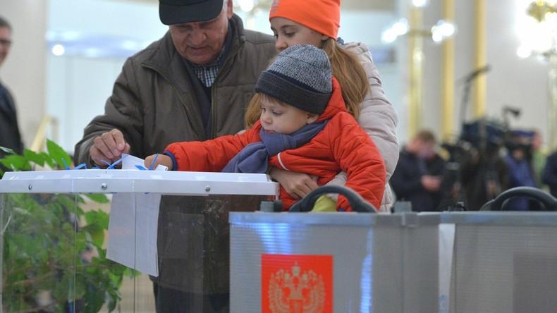 Flashmobs, Memos und Selfies: Russlands Wahlkommission sucht Wege, Wahlbeteiligung zu steigern