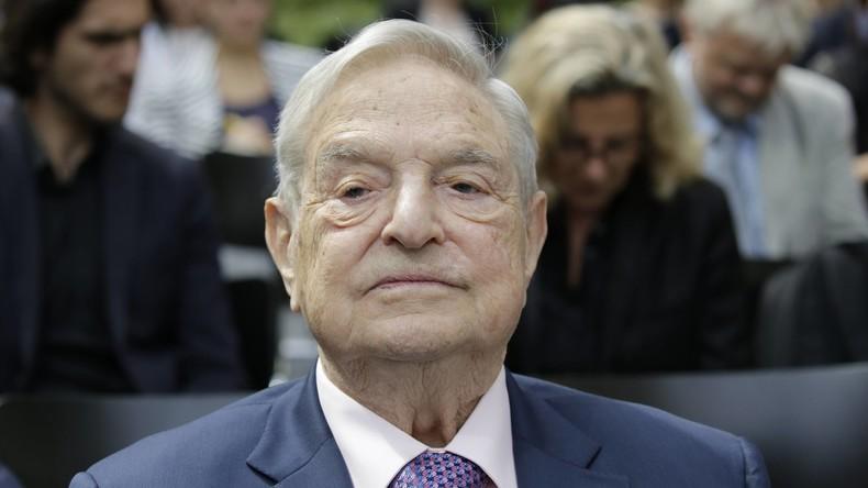 70.000 Unterzeichner fordern US-Regierung auf, Soros zum Terroristen zu erklären und zu enteignen